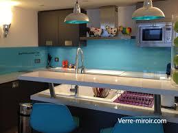 crédences de cuisine en verre laqué sur mesures crédence en verre laqué