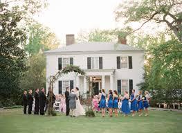 Outdoor Wedding Venues In Georgia Georgia Estate Outdoor Wedding Venue Ideas Elizabeth Anne
