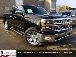 lexus pickup truck used 2014 chevrolet silverado 1500 4wd double cab standard box l