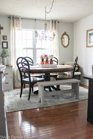 dining room to office modern farmhouse dining room office reveal 100 room challenge