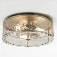 Ceiling Light Flush Mount Inspiring Glass Flush Mount Ceiling Light Canarm Mill 1 Light