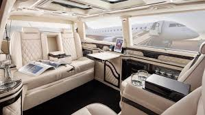 Coach Interior For Cars Klassen Luxury Vip Vans Cars Bus Armoured Limousine