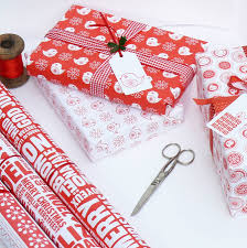 christmas wrap paper and white assorted christmas wrapping paper set by allihopa