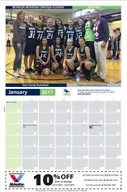 calendars for sale 2017 calendar sale mountain christian academy