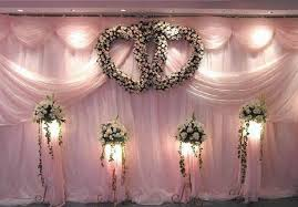 wedding drapes interesting wedding decoration curtains decorating with curtain