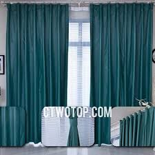 Teal Eyelet Blackout Curtains Mali Thermal Blackout Eyelet Curtains Memsaheb Net