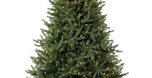 8 ft artificial trees ez tree