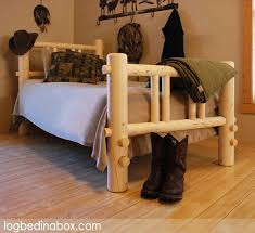 log bed frames for sale frame decorations
