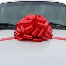 new car gift bow large car bows ebay