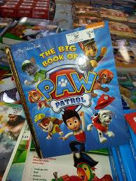 big book paw patrol paw patrol wiki fandom powered wikia
