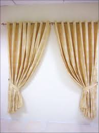 Curtain Ideas For Bathroom Windows Curtains For Small Windows White Cotton Blackout Eyelet Curtains