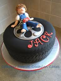 jack u0027s tire cake tire cake cake and boy cakes