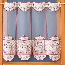 brises bises de cuisine fantaisie rideau brise bise avec dessin de lavande