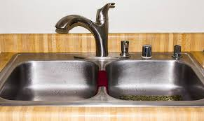 Kitchen Sink Trash Disposal by How To Clean Garbage Disposal U0026 Trash Can Naturally Homemade For