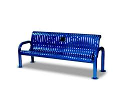 6 ft personalized memorial bench with plaque specialty series