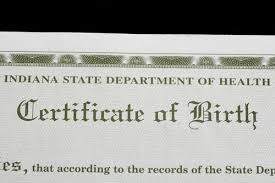 how to ensure you u0027re ordering an official birth certificate