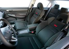 2007 Civic Si Interior Honda New Civic Si 2007 Oferece Luxo Esportividade E ótima