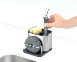 kitchen cabinet sponge holder kitchen sponge storage online shop kitchen sink towel brush sponge