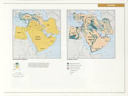 Middle East Physical Map by The Geography Of The Middle East Geoff Emberling