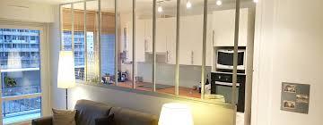 verriere interieur cuisine votre verrière intérieure sur mesure verrière intérieure