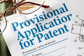 how an insufficiently detailed provisional patent application can