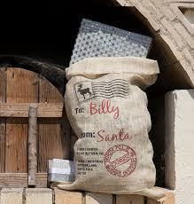 87 best santa sacks images on personalised santa sacks