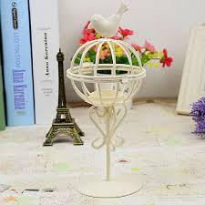 new birdcage iron candlestick candle holder wedding