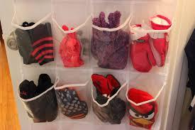 organizing for six organized coat closet