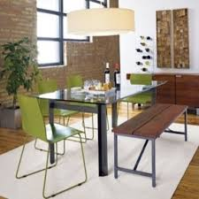 bolt dining table by cb2 olioboard