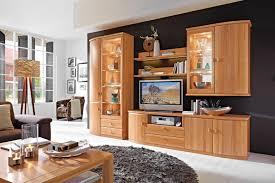 Wohnzimmerschrank Ohne Tv Fach Wohnwand In Birke Von Invivus Wohnwände Pinterest Wohnwände