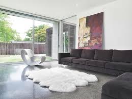impressive idea lambskin rugs lovely ideas great find costco