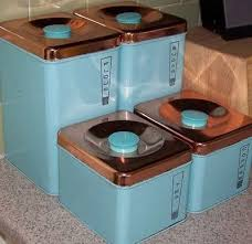 retro canisters kitchen 47 best retro kitchen canisters images on vintage
