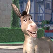 donkey shrek charactour u0027s character
