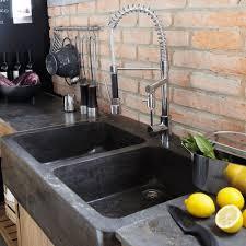 maisons du monde cuisine meubles de cuisine indépendant et ilot maison du monde éviers