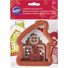 Comfort Grip Cookie Cutters Cookie Cutters Wilton