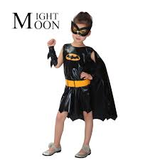 Batman Robin Halloween Costumes Girls Popular Halloween Bat Costume Buy Cheap Halloween Bat Costume Lots