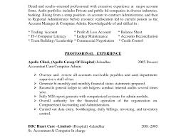 resume sle for job applications summary of qualifications sle resume accounting new cover