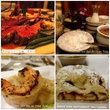 s restaurant cedar falls hocking food scottish inn inn and spa at cedar falls