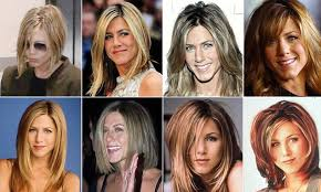 the rachel haircut 2013 jennifer aniston s iconic hairstyles tracked over the years daily