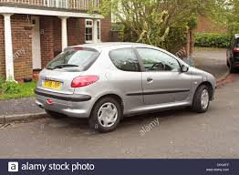 peugot 206 peugeot 206 hdi car stock photo royalty free image 48211983 alamy
