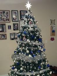 blue silver tree what our tree will look like next