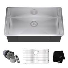 Kitchen Sink Restaurant Stl by Stainless Steel Kitchen Sinks Kraususa Com