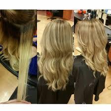cut color u0026 curl 13 photos hair salons 5858 ballenger creek