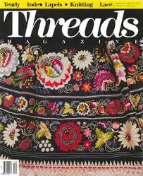 dazor ls for needlework threads magazine 32 december 1990 january 1991 by mary lopez puerta