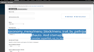 theme drupal menu block 10 plus extra ux changes for every drupal site vicky teinaki