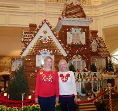 grand floridian gingerbread house elly and caroline u0027s magical