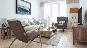 nordic living room 60 square meter nordic style living room decoration interior design