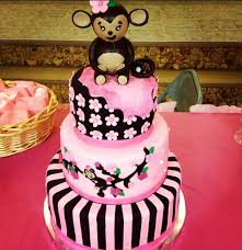 baby girl themes for baby shower monkey themed baby shower centerpieces home party theme ideas