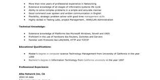sample entry level cyber security resume cyber security resume