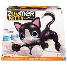 zoomer kitty u2013 kitty u0026 nibbles u2013 kmart exclusive zoomer kitty